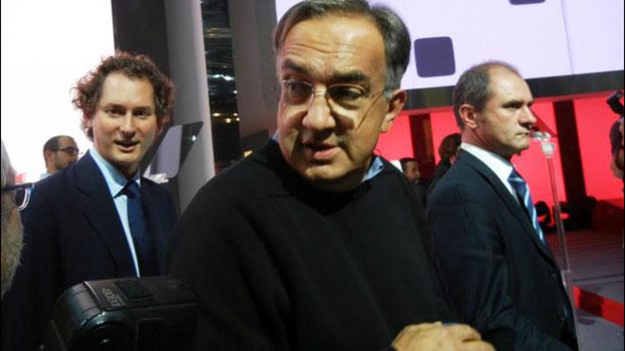 [Copertina] - Marchionne perde 15 mila euro ogni Fiat 500 elettrica che vende