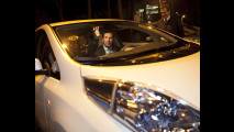 Nissan Leaf: l'Assessore de Lillo la prova ad H2Roma