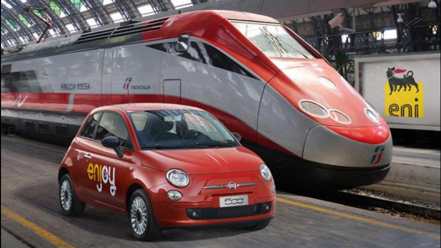 Car sharing: Enjoy arriva a Roma