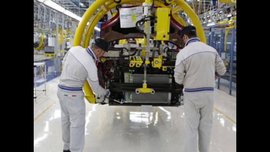 Sono tornati in Fiat i 19 operai Fiom che erano stati licenziati
