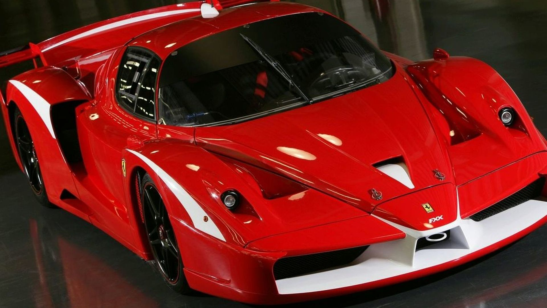 Ferrari Fxx Evoluzione Goes Up For Sale Costs 2 2 Million