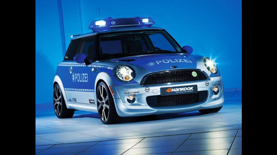 MINI E eletta TUNE IT! SAFE car 2010