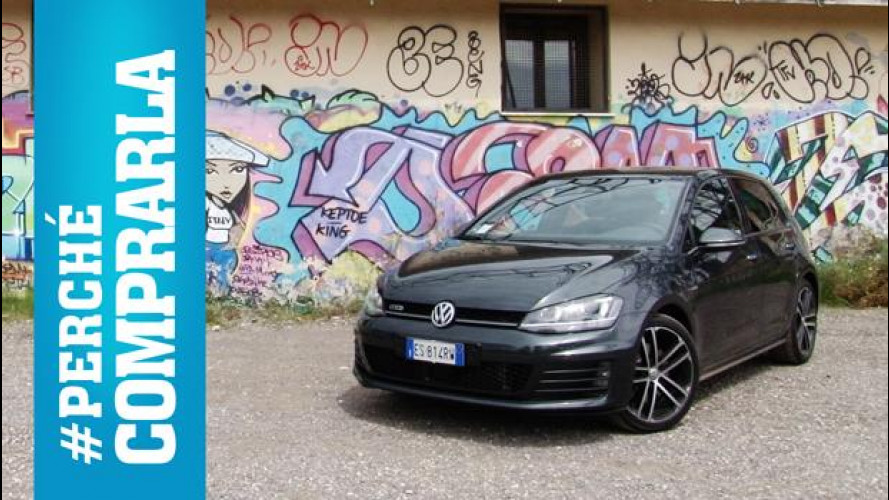 Volkswagen Golf GTD, perché comprarla... e perché no [VIDEO]