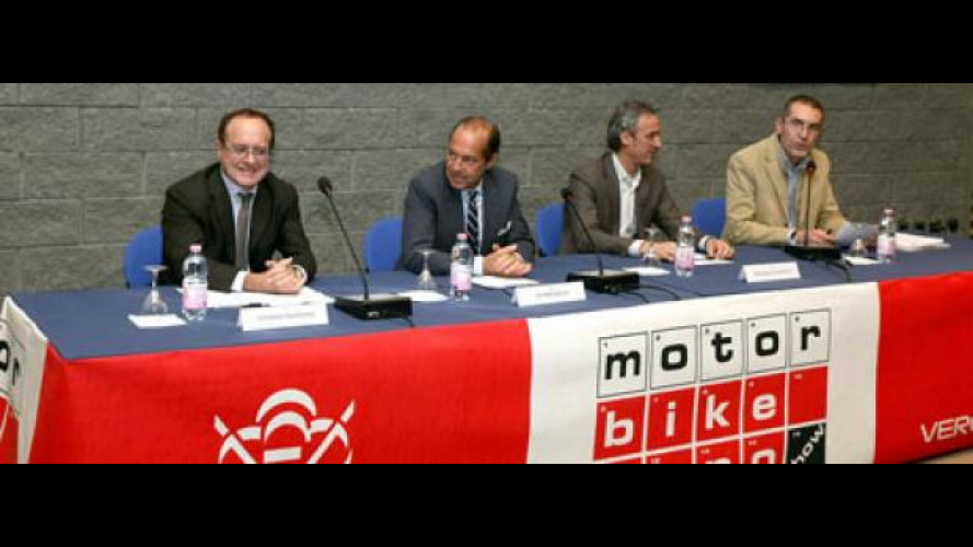 Motor Bike Expo: la conferenza stampa