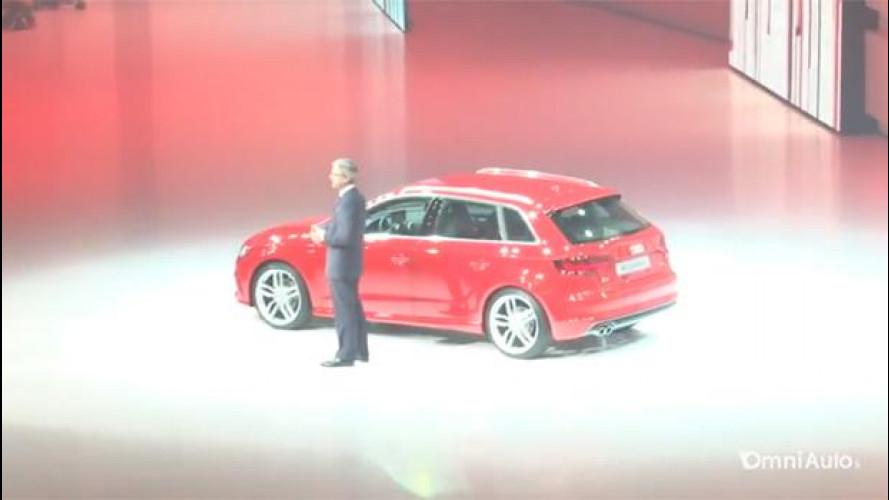 Pioggia di novità alla Volkswagen Group Night di Parigi
