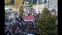 Sciopero generale 14 novembre, la situazione del traffico a Roma