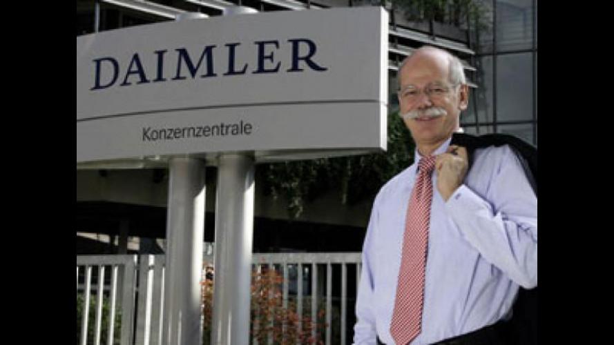 Daimler ha firmato un contratto di collaborazione con l'Ungheria