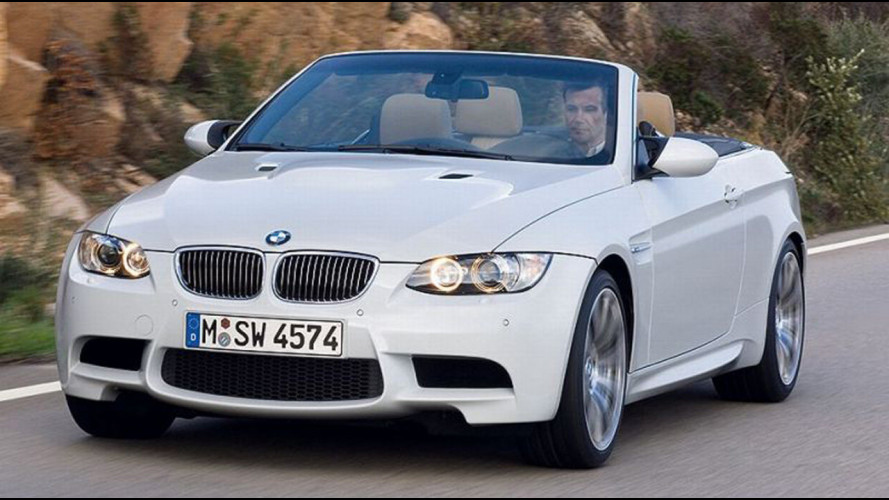 BMW M3 Cabriolet in arrivo