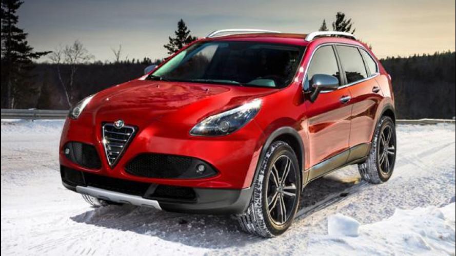 Alfa Romeo, ecco il SUV del rilancio
