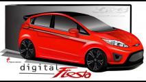 Ford Fiesta al SEMA 2010