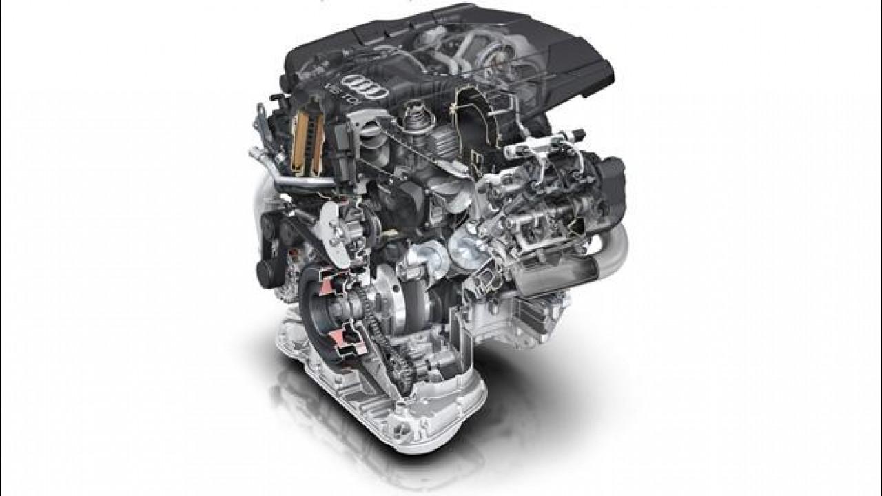 [Copertina] - Audi, in arrivo un nuovo V6 3.0 TDI