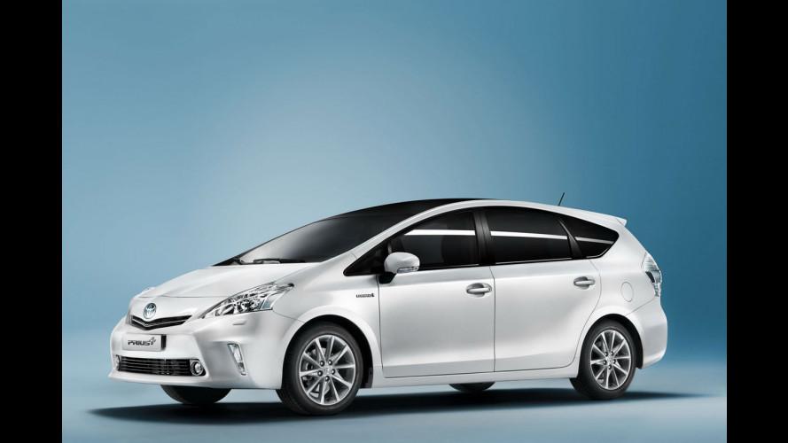 Ford e Toyota, insieme per ibrido e telematica