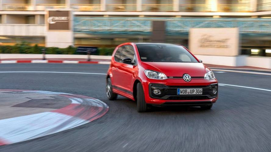 VW Up GTI order books are now open in the UK