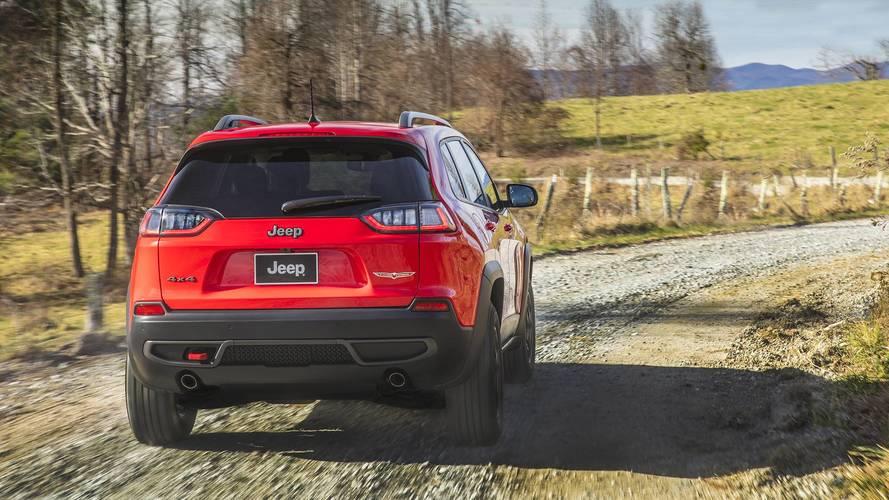 Кроссовер Jeep Cherokee ушел с российского рынка