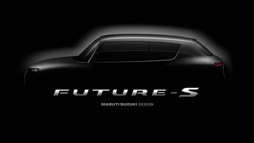 Maruti Suzuki Concept Future-S – Une concurrente de taille