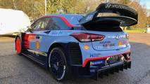 2018 Hyundai I20 Coupe WRC