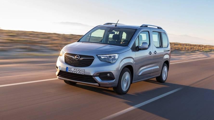 2018 Opel Combo İlk Sürüş: PSA dokunuşu hissediliyor