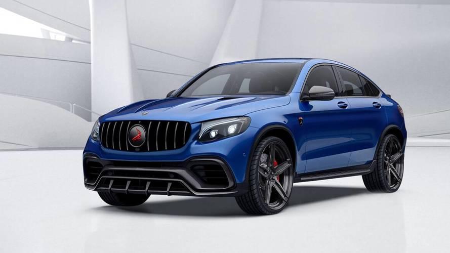 TopCar - Un nouveau kit pour le Mercedes-AMG GLC 63 Coupe
