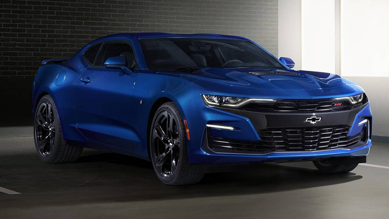 2019 Chevy Camaro See The Changes Side By Side