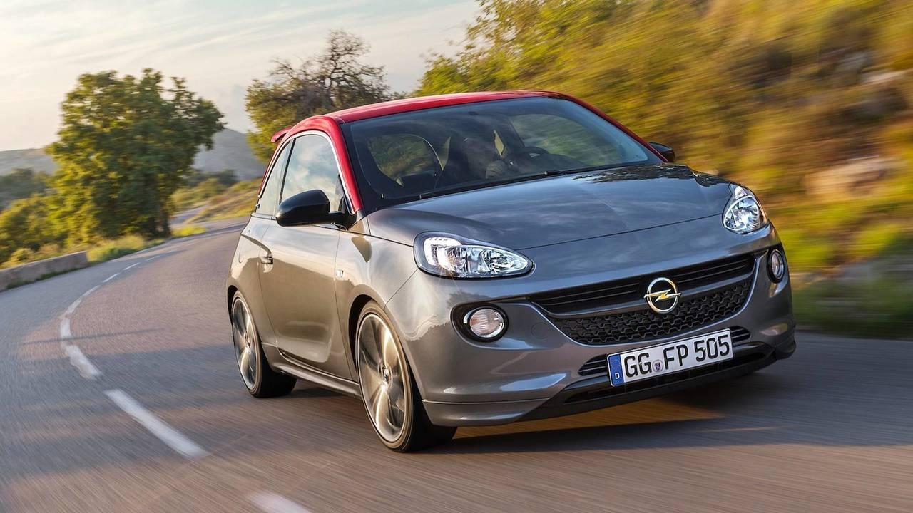 Opel ADAM S, desde 15.800 euros
