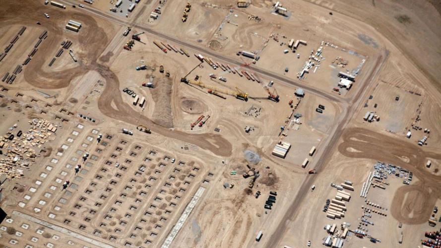 Tesla GigaFactory, la superfábrica de baterías