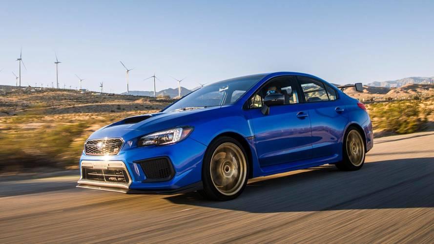 Subaru Impreza WRC replikası, ilginç bir performans sergiliyor