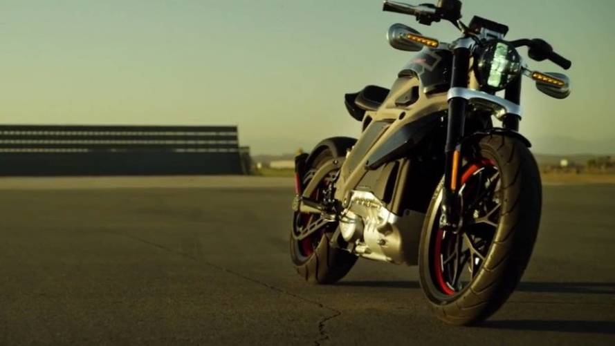 Harley-Davidson Announces First Electric Motorcycle Coming Soon