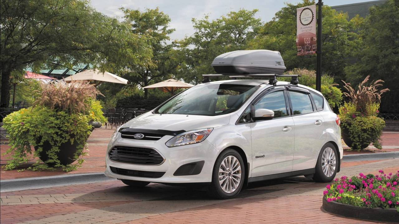 9 Ford C Max