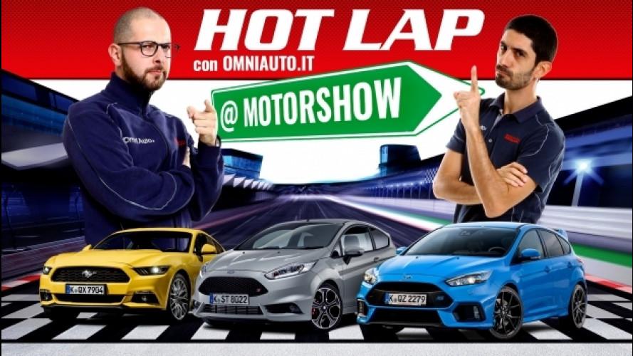 Motor Show: scendete in pista con i tester di OmniAuto.it!