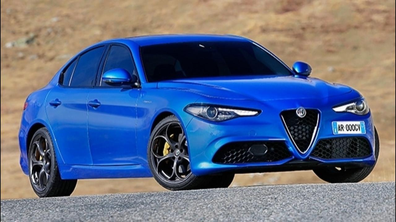 [Copertina] - Auto dell'Anno 2017, Alfa Romeo Giulia è in finale