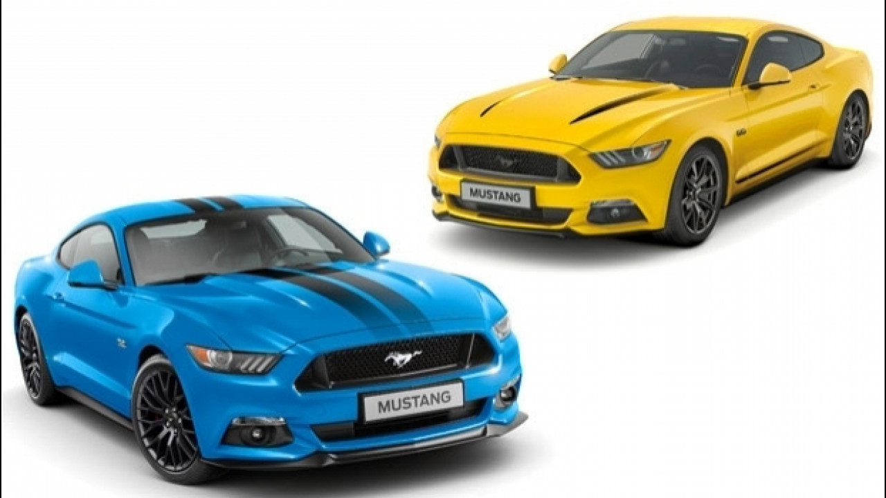 [Copertina] - Ford Mustang, due Special Edition per l'Europa