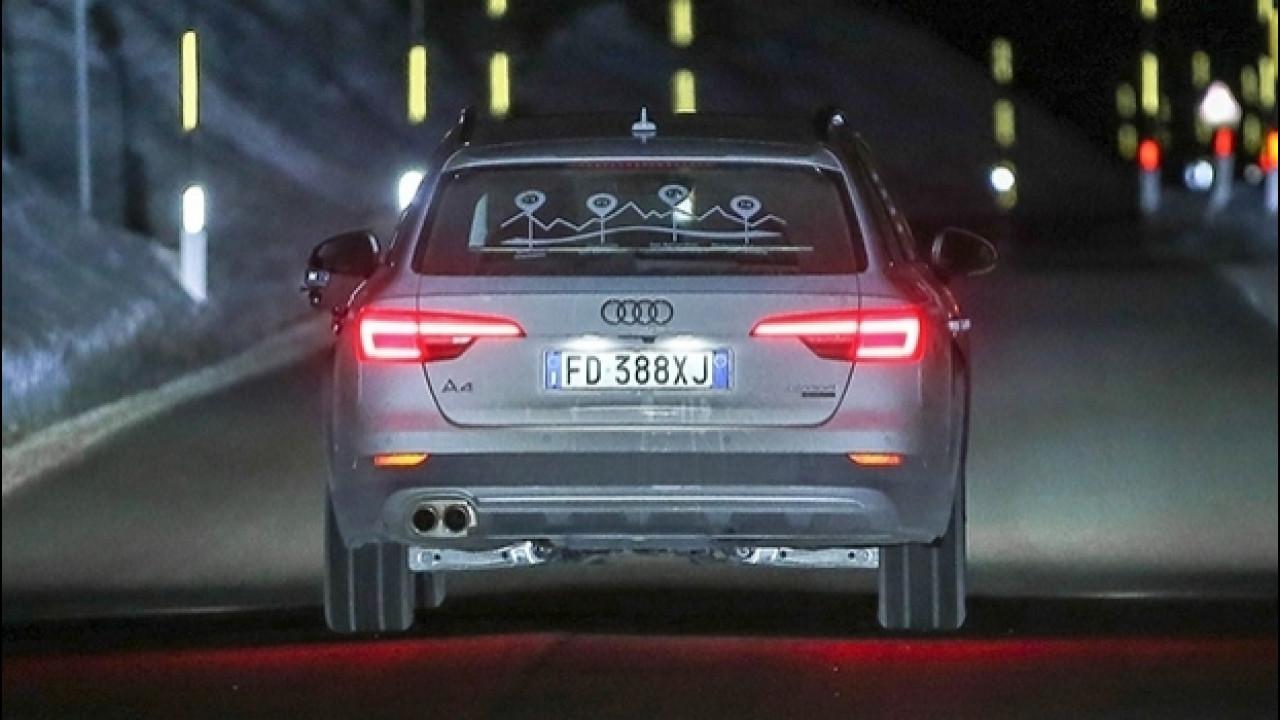 [Copertina] - Audi A4 allroad quattro, la prova tutta in una notte [VIDEO]