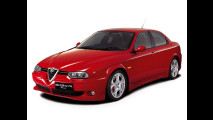 Alfa Romeo 156, la storia