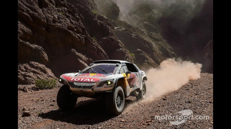 Dakar 2017, Loeb di nuovo a segno