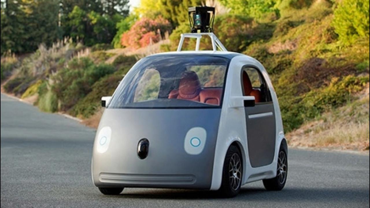 [Copertina] - Google Car a guida autonoma, forse anche con Honda