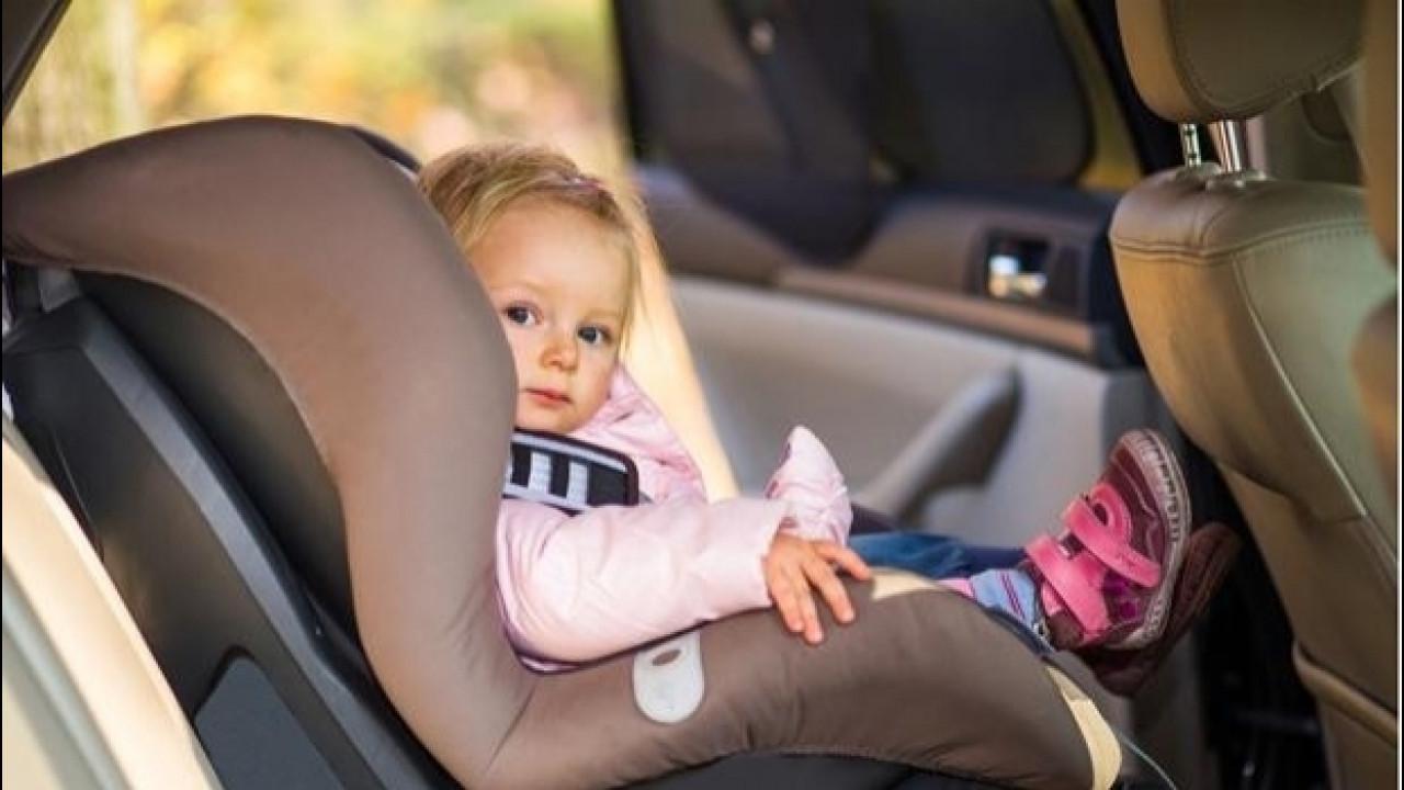 [Copertina] - Bimbi dimenticati in auto, perché succede e come prevenirlo