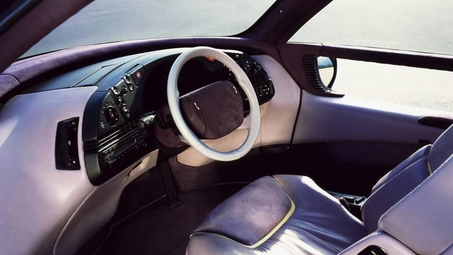 Mercedes F100 concept 1991