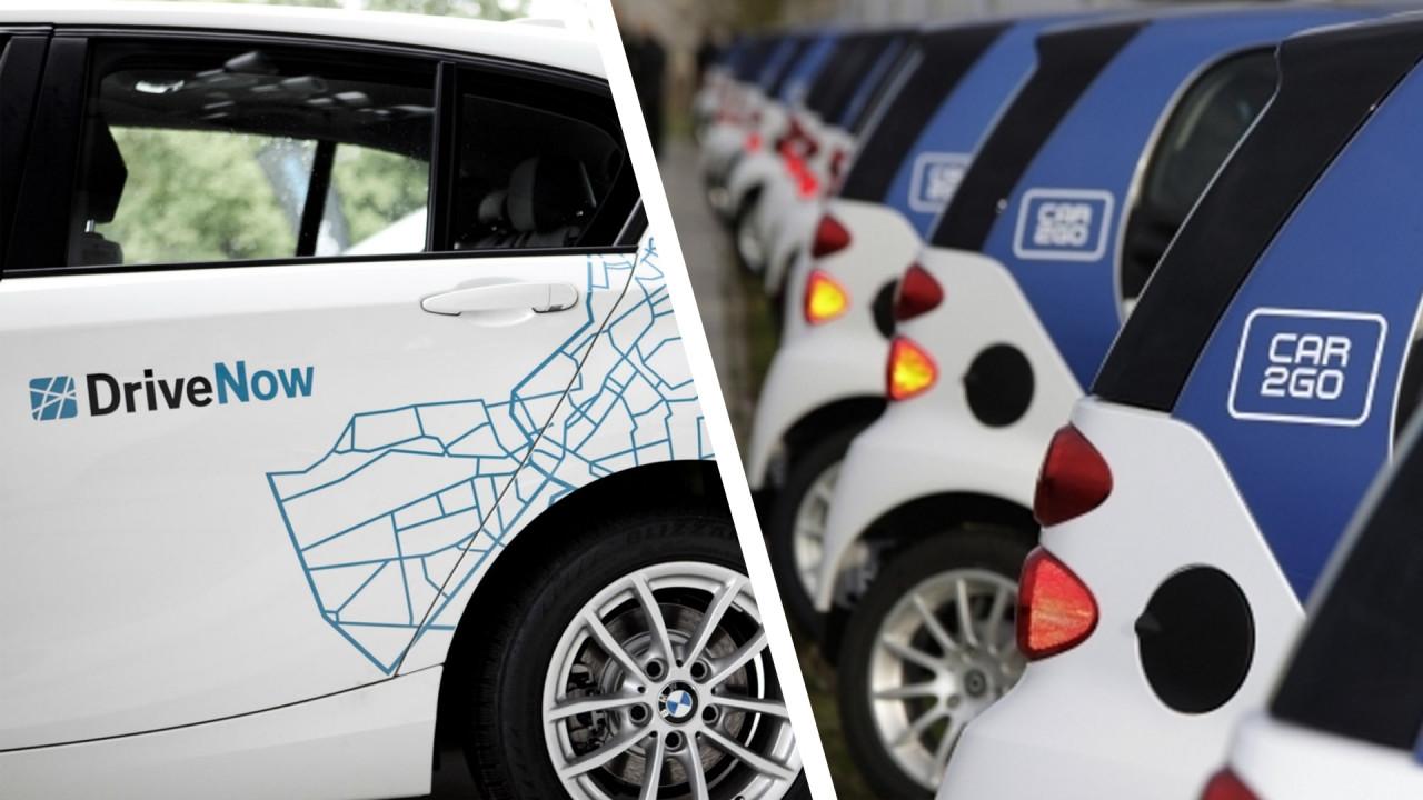 [Copertina] - Car2go e DrivNow, la fusione è vicina