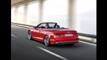 Audi A5 Cabriolet, più spazio a tetto aperto