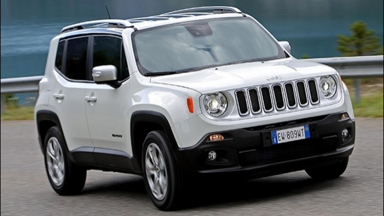 [Copertina] - Jeep Renegade, arriva il 1.6 Multijet per neopatentati