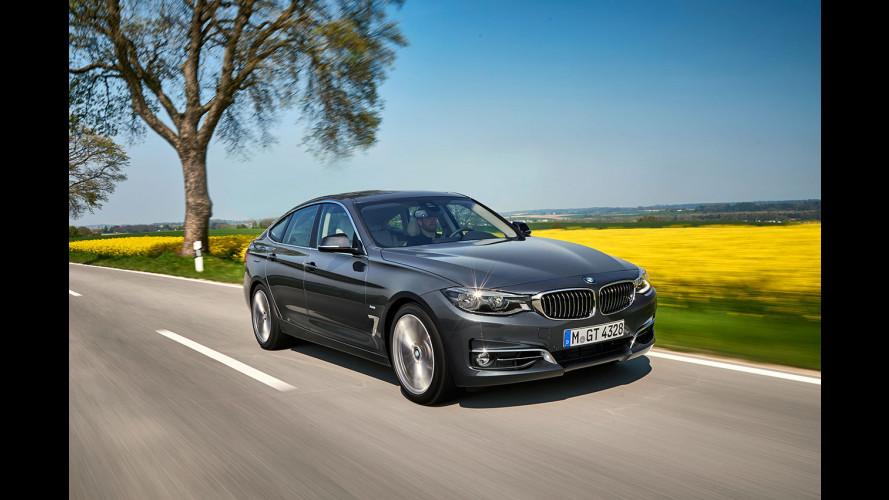 BMW Serie 3 Gran Turismo, restyling di sostanza