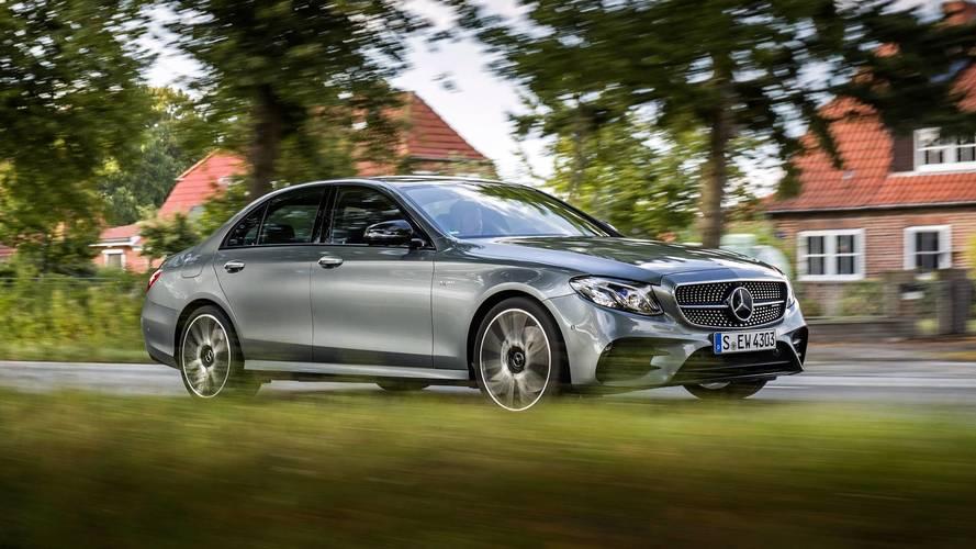 Mercedes-Benz convoca Classe E e AMG E 43 por falha no cinto