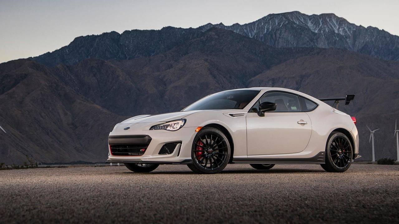 Subaru Brz Sti Price >> Confirmed Subaru Brz Ts Returns For 2020 Costs 32 395