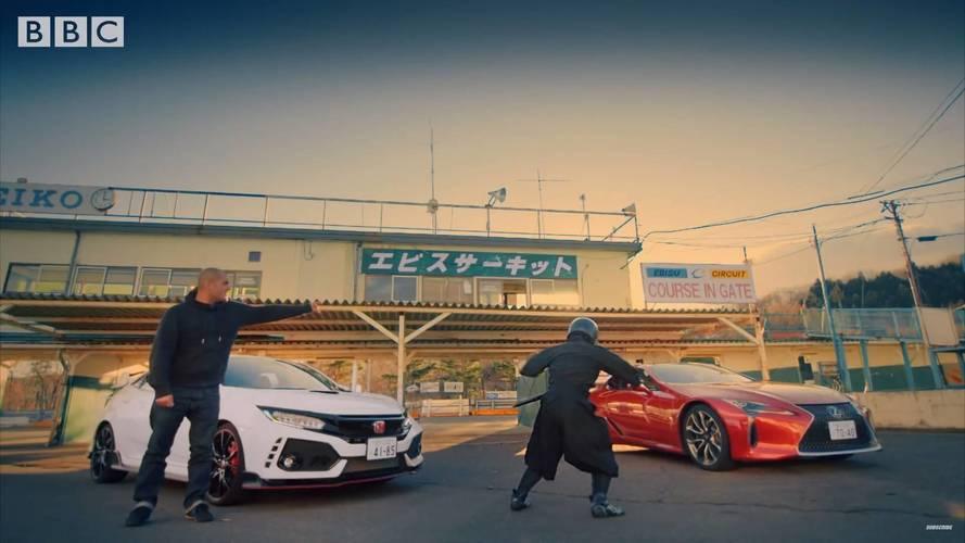 Top Gear'ın aksiyon dolu 25.sezon fragmanı yayınlandı