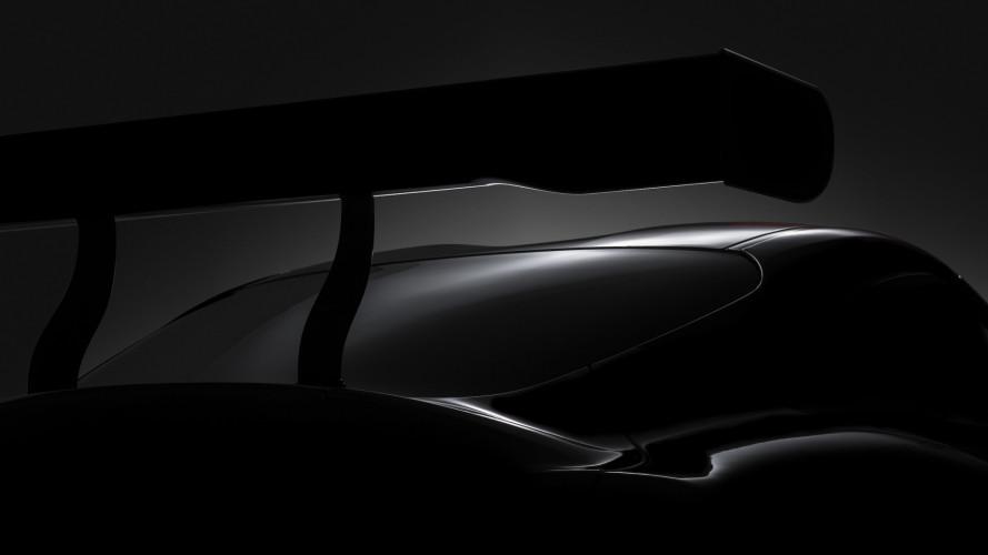 Toyota Supra concept, il teaser prima di Ginevra