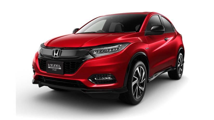 Oficial - Honda HR-V 2019 chega ao Japão com mais equipamentos