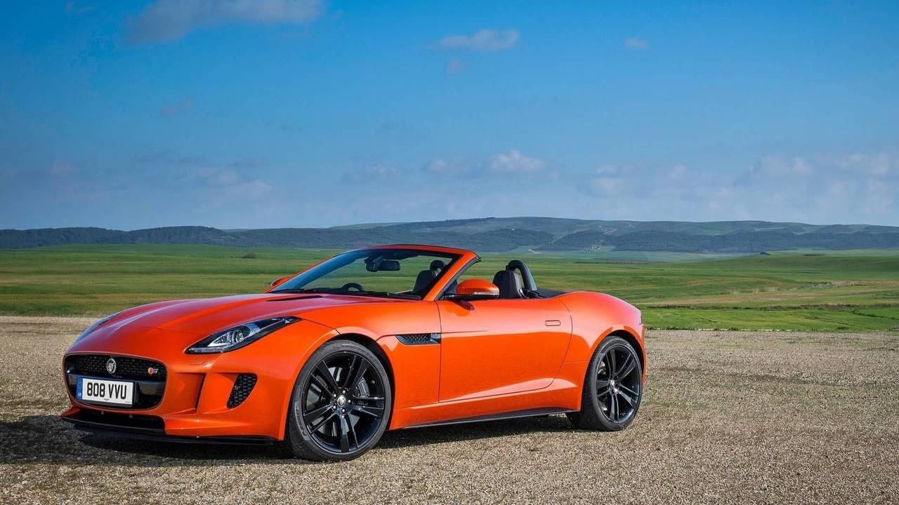 2013 World Car Design of the Year: Jaguar F-TYPE