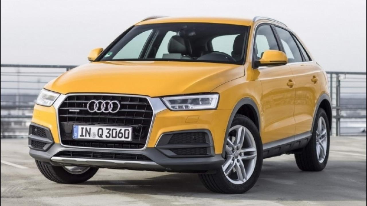 [Copertina] - Audi Q3, ora è anche Young, Business e quattro edition
