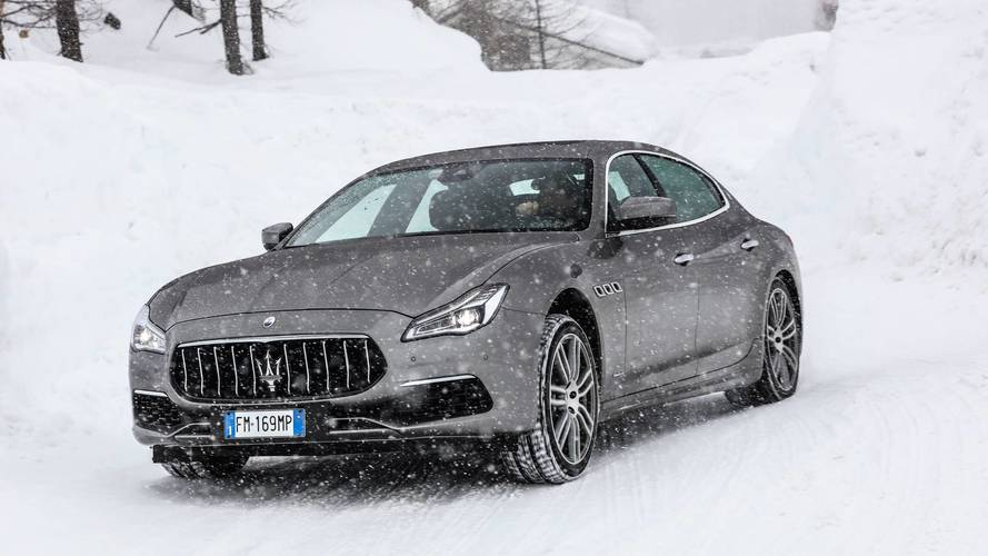 2018 Maserati Quattroporte first drive: Now with added high-tech