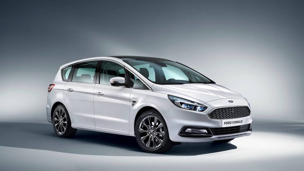 Monovolúmenes: Ford S-MAX 2018